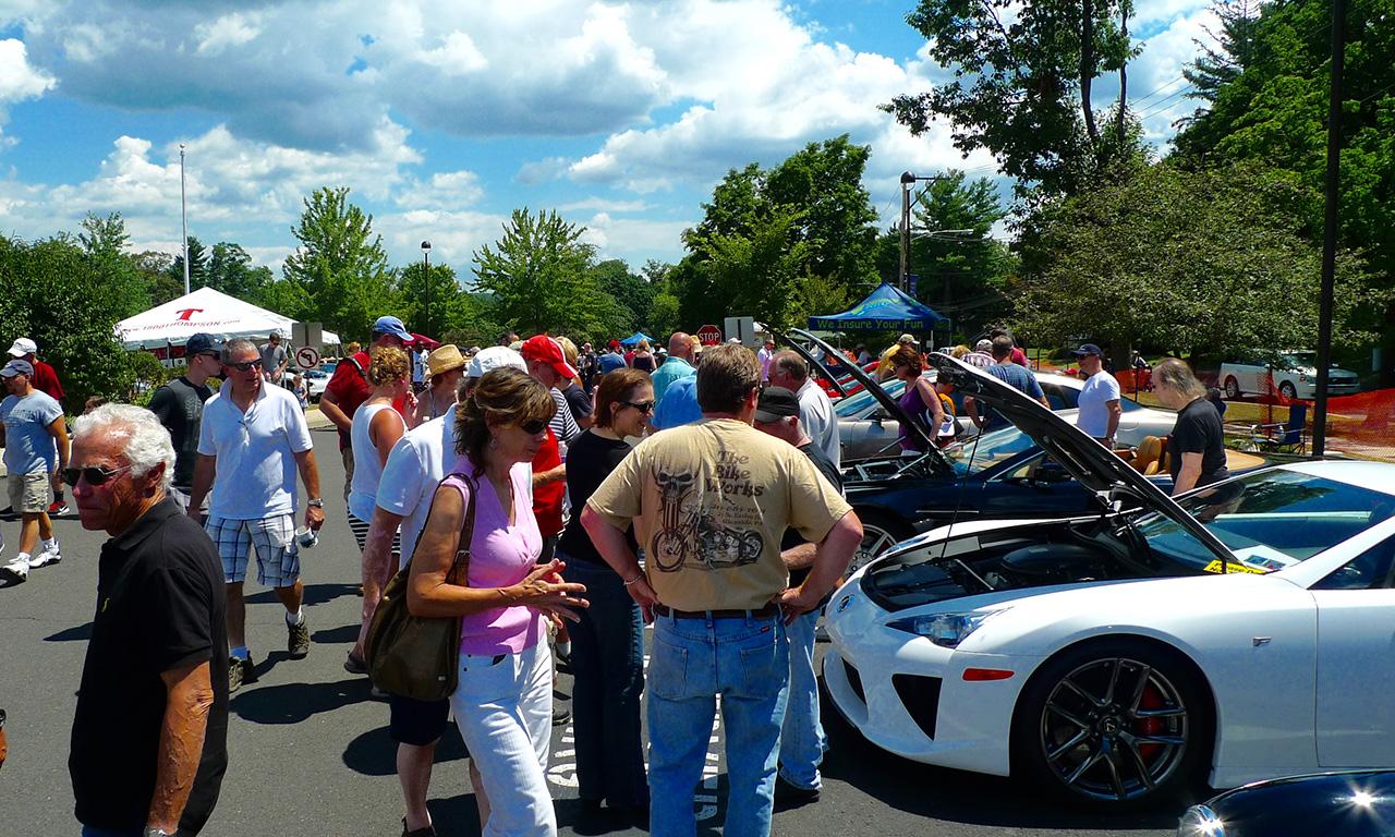Sponsorship New Hope Automobile Show - Show car sponsorship