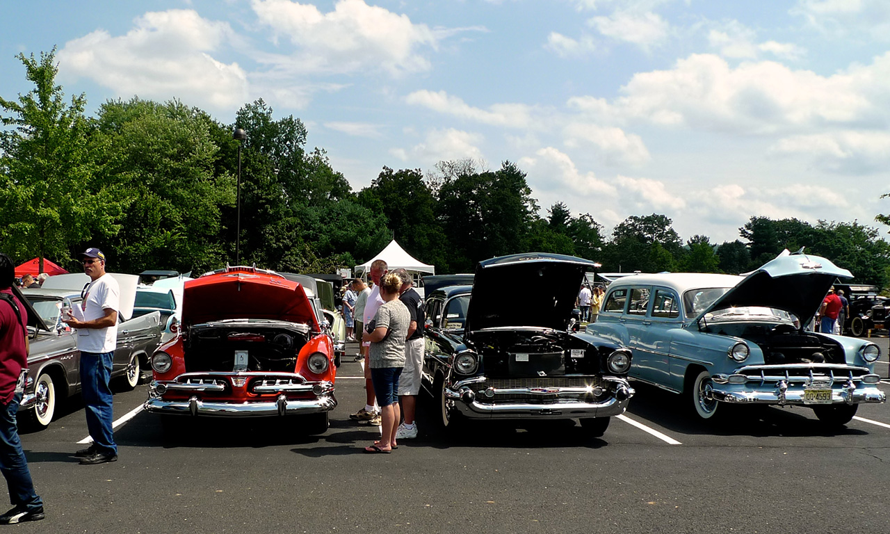 Location | New Hope Automobile Show