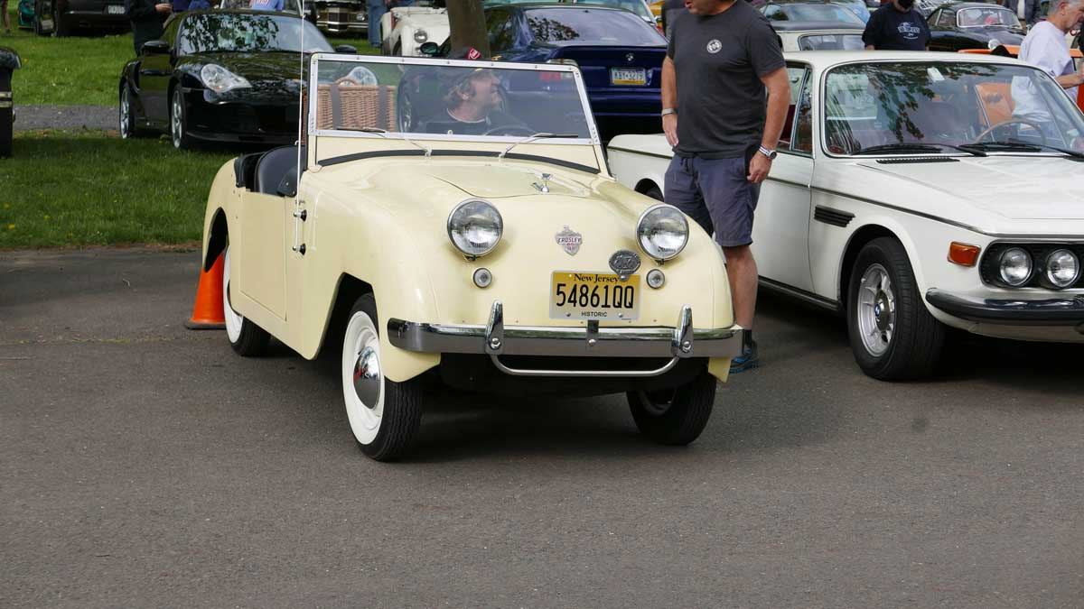 The New Hope Automobile Show Spring 2021 Cars & Coffee Crosley