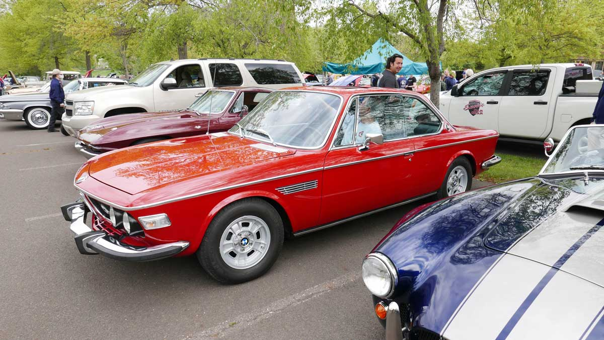 The New Hope Automobile Show Spring 2021 Cars & Coffee BMW