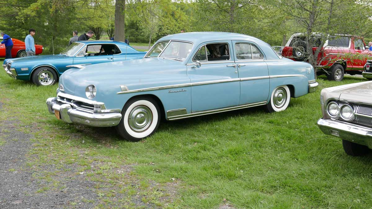 The New Hope Automobile Show Spring 2021 Cars & Coffee Lincoln